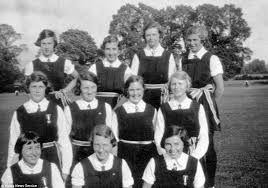 Vintage British School Girl Free British Schoolgirl