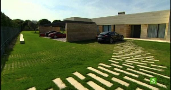 Cristiano Ronaldo House and Cars