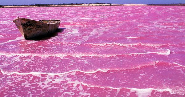 Natural Wonders: Photos of Surprisingly Colorful Lakes, Mountains, and More - Condé