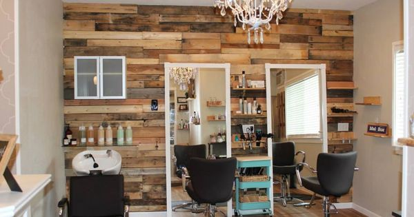 rustic hair salon | New Downtown Sonora Salon inside of Addictions Boutique