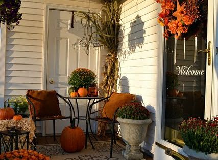 90 Fall Porch Decorating Ideas tons of great porch ideas for different