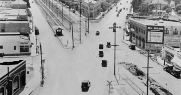 Culver City Culver City Photo Galleries Then And Now Culver City Pinterest Photo