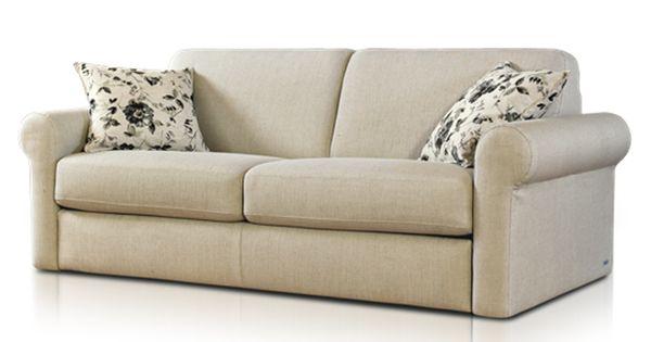 Divano letto opl lycaste tessuti a scelta poltronesof - Poltrone sofa divano letto ...