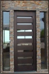 Pictures Of Modern Iron Door Designs Made With Steel Glass Www Pivot Doors Com Puertas De Entrada De Metal Puertas De Garage Puertas De Aluminio