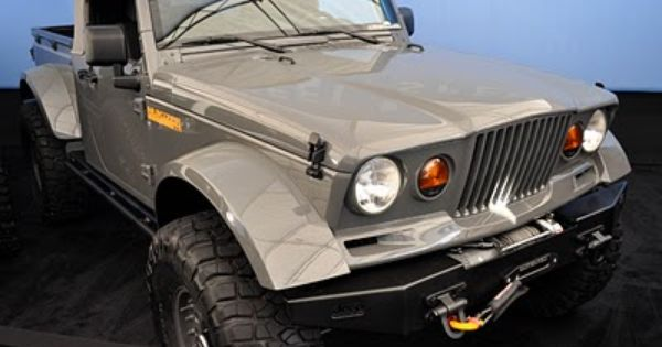 Jeep J Series Gladiator I Need A Rig Like This Really Bad