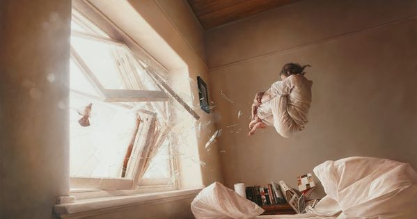 """A Perfect Vacuum"" Art Print by Jeremy Geddes"