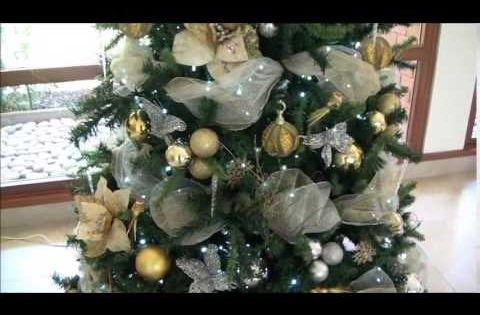 Arboles de navidad colecci n 2015 youtube decorati a - Decoracion arboles navidenos ...