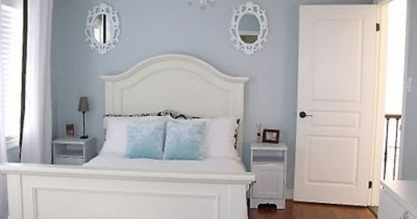 Light French Gray By Behr Just Painted Our Bedroom This