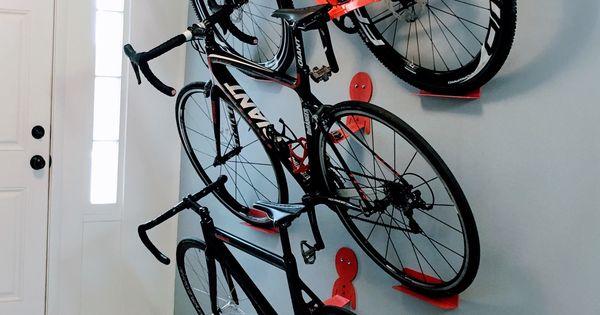 Multiple Bikes Hanging Rack System Dahanger Dan Pedal
