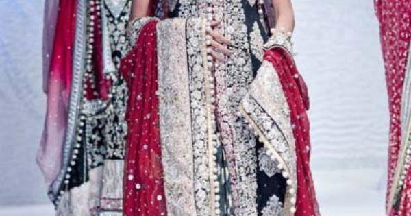 Pakistani Bridal Wear 8 http://womensfavourite.com/ways ...