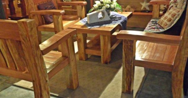 Wood Sala Set Ideas Philippines Google Search Wooden Sofa