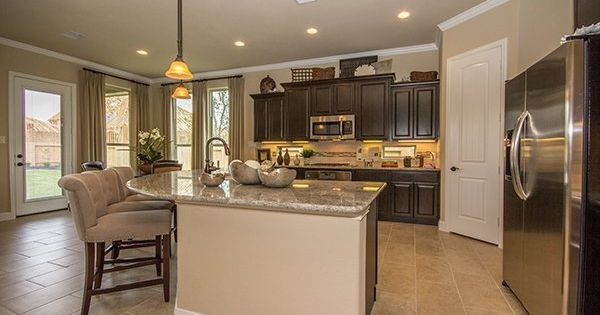 Gourmet Kitchen By Lennar In Summerwood Brookstone And Lakeside Collections Lennar Houston