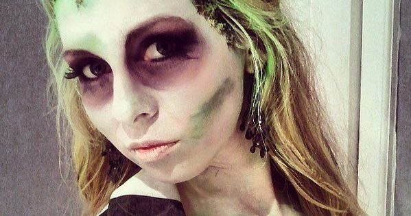 70 Mind-Blowing DIY Halloween Costumes For Women: Halloween is filled with scary