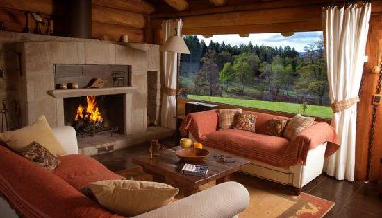 Decoraci n de interiores de madera mi caba a my cabin for Google decoracion de interiores