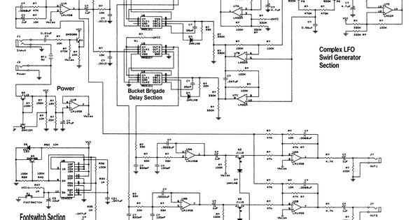 experimentalistsanonymous com  diy  schematics  chorus  dod 20fx67 20dual 20turbo 20chorus