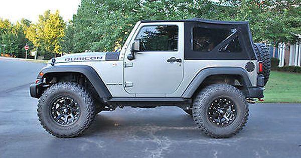 Ebay Jeep Wrangler Rubicon X Sport Utility 2 Door 2014 Jeep Wrangler Jk Rubicon X In Billet Silver Jeep Jeeplife Usdea Silver Jeep 2012 Jeep Wrangler Jeep