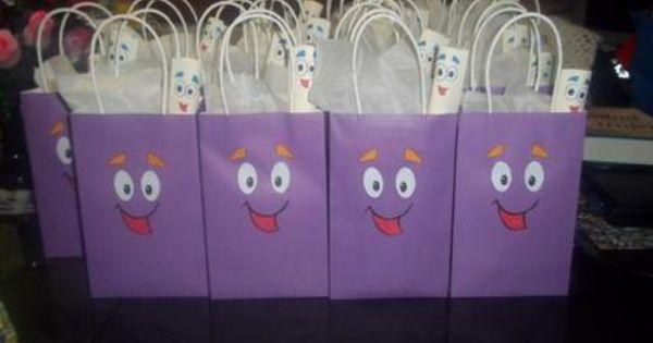 Printable Dora Backpack Facebook Free Stuff Dora The