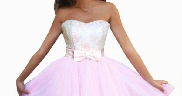 Balowa Sliczna Sukienka Kokarda Wesele Xs S 36 M L 6325324608 Oficjalne Archiwum Allegro Tulle Bridesmaid Dress Homecoming Dresses Cocktail Gowns