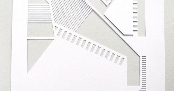 Paper cut / Sarah Louise Matthews