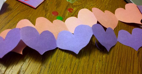 Valentine Paper Craft