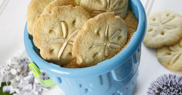 La Table De Nana: Sand Dollar Cookies~ (Didn't check yet on recipe