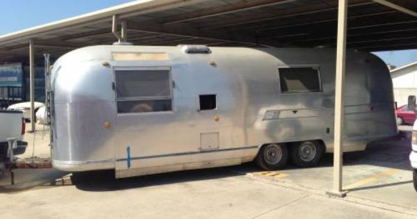 1968 Vintage Airstream Ambassador 28 Foot 2500 Tct Classifieds For Sale Pinterest