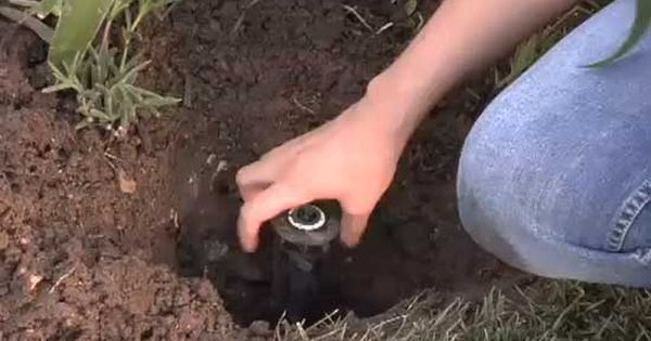 How To Install Drip Irrigation On A Current Sprinkler