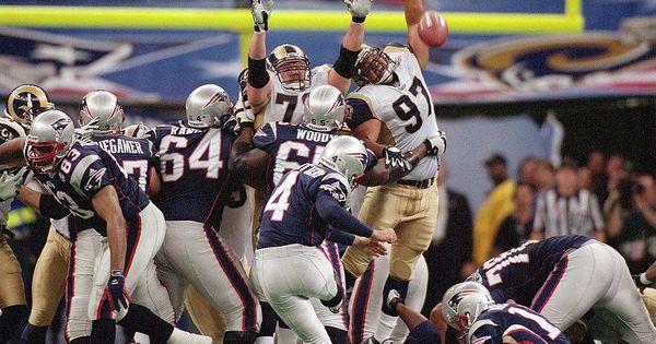 Si S 100 Best Super Bowl Photos Super Bowl Adam Vinatieri Sports Illustrated