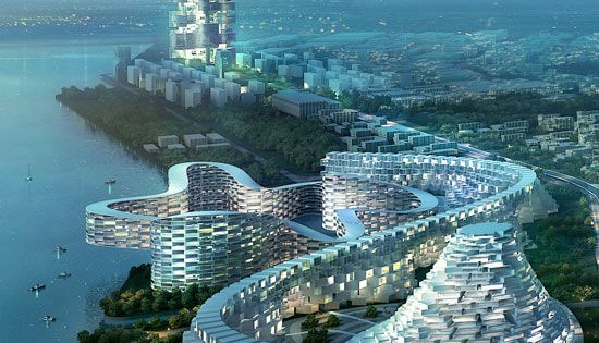 ? South Korea - Awesome building Architecture| http://hair-accessories-1354.blogspot.com