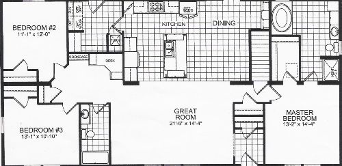 Titan Modular Model 847 Moore S Homes Modular Home Plans Carriage House Plans Small House Floor Plans