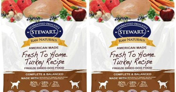 Stewart Raw Naturals Turkey Freeze Dried Food 3 2lb 2 X 1 6lb Startling Review Available Here This Is An Affi Dog Food Recipes Food Freeze Dried Dog Food