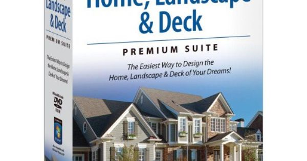 Total 3d home landscape and deck suite 12 from individual - Total 3d home and landscape design suite ...