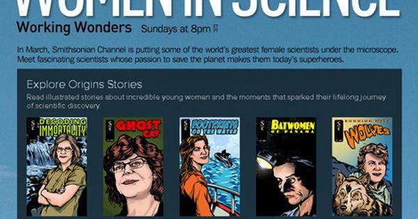women in science | Masters Project Website | Pinterest | Http ...