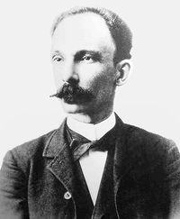 Cuban Independence Leader José Martí Was Living In New York City At The Time Of The Opening Of The Brooklyn Bridg Latin American Literature Marti Famous Cubans
