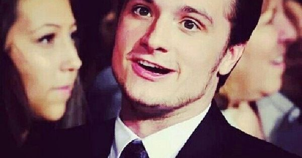Derp face | Josh Hutcherson | Pinterest | Faces
