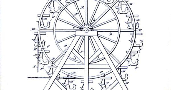 do you wanna go faster   make a ferris wheel pop up card