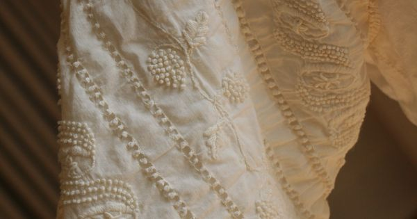 Muslin Gown c1800 sleeve detail | My Collections | Pinterest | Gowns ...