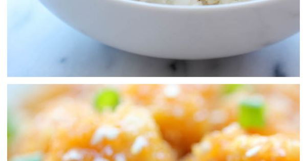 Baked Honey Garlic Chicken - A take-out favorite that you can make