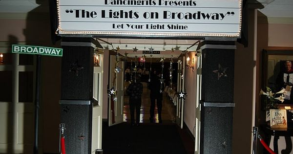 Broadway Marquee Inspiration For Lighted Quot Happy Birthday