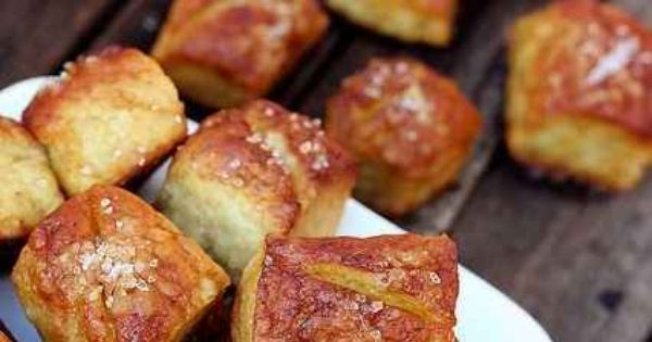 Pretzel bites, Pretzels and Gluten on Pinterest