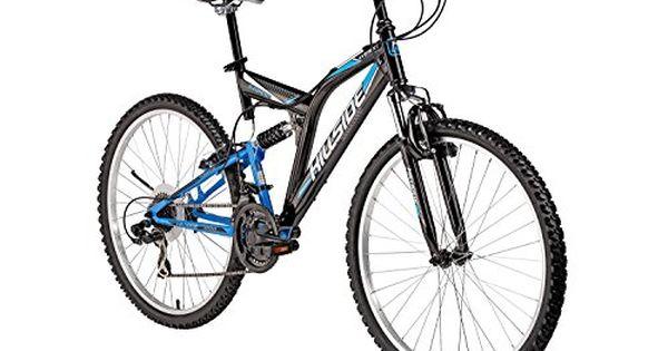Hillside Everest 26 Mountain Bike Bicycle Full Suspension Bike 21