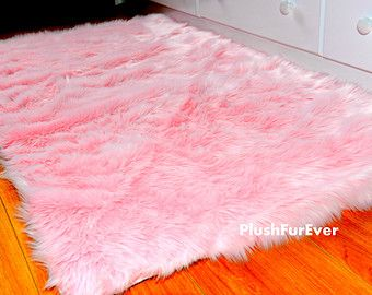 Attractive Pink Rug For Your Home Nursery Area Rug Shag Carpet