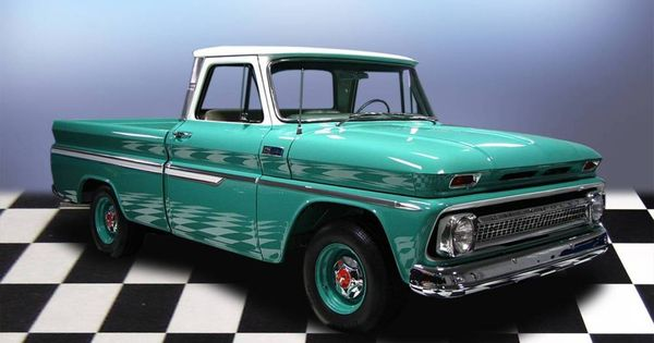 1965 Chevy C-10 Shortbed--BEAUTIFUL! My Dream Vehicle