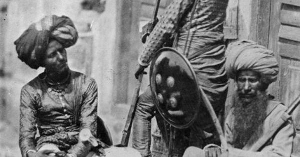 Write about revolt of 1857 rare