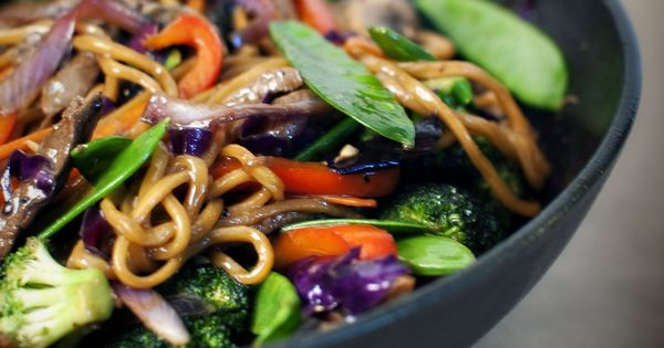 Quick Stir Fry Recipes for Healthy Spring Eating