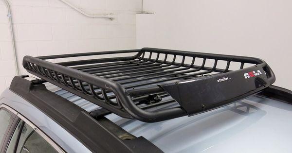 Rola Roof Mounted Cargo Basket Steel 52 Quot Long X 40 1 2