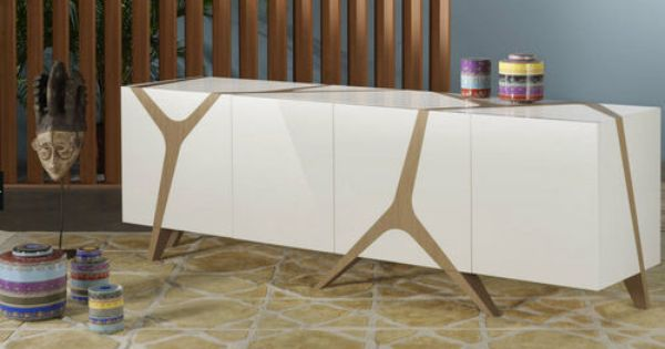 contemporary wooden sideboard les contemporains mangrove by m fumagalli archiexpo. Black Bedroom Furniture Sets. Home Design Ideas