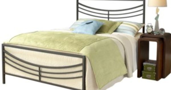 Buy Hillsdale Kingston Complete Bed Set With Rails From Bed Bath Beyond Hillsdale Furniture Furniture Bedding Sets