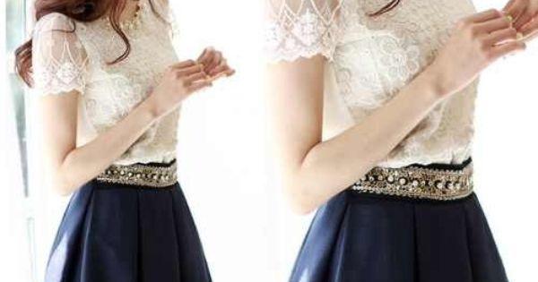 Korean Fashion Style Pinterest