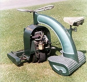 Anzani W3 3 Cylinder Motorcycle Engine Lawn Mower Service Lawn Mower Tractor Mower
